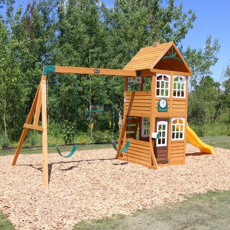 Willowbrook Play Set/Swing Set