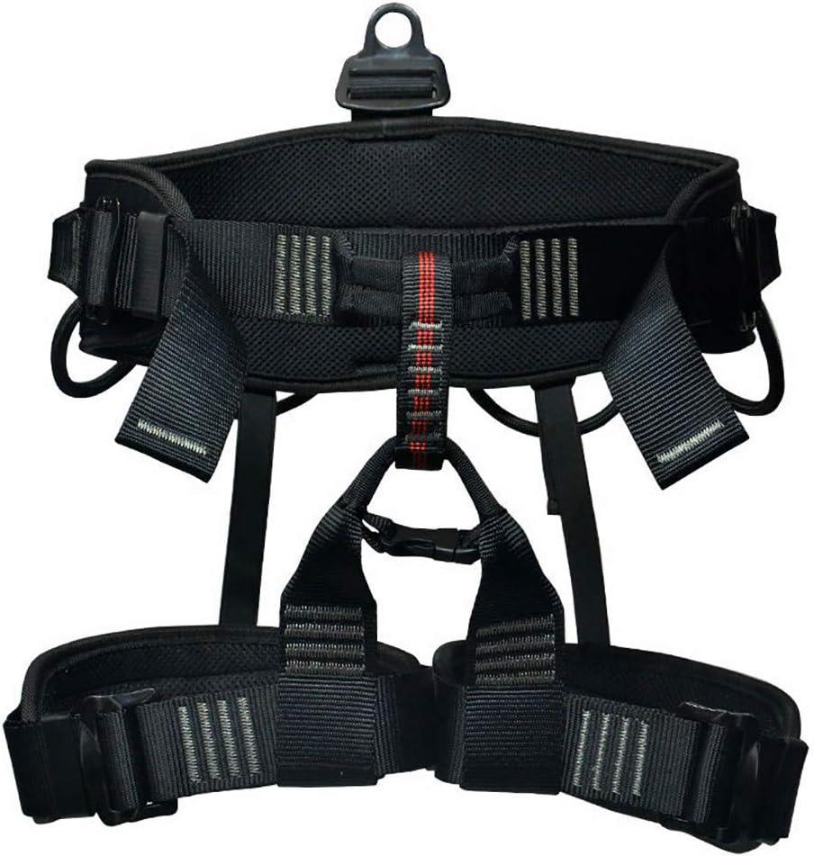 HANG Arnés de Escalada, Arnés de Seguridad de Cintura Protectora ...