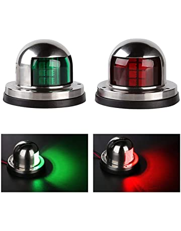 Amazon com: Navigation Lights - Electrical Equipment: Sports