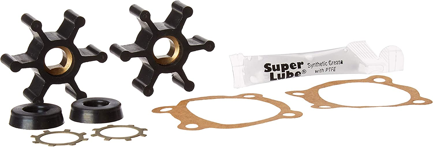 REPLACEMENTKITS.COM - Utility Water Transfer Pump Impeller Replacement Kit -