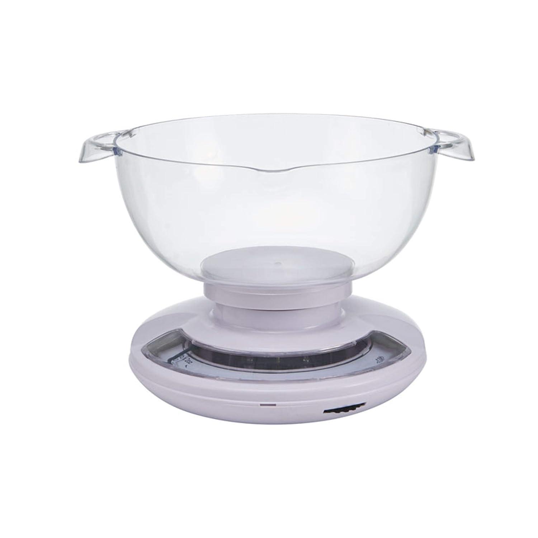 FARBERWARE 5225829 Mechanical Kitchen Scale, One Size, White