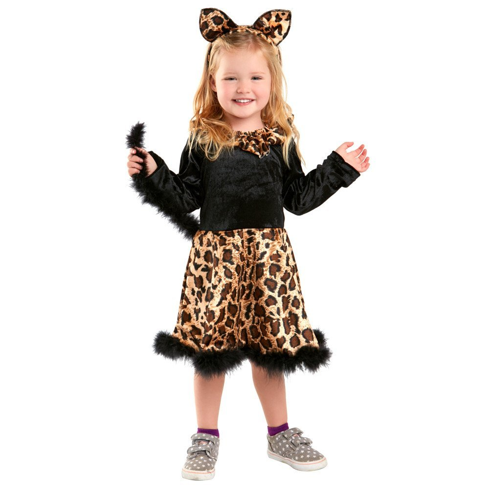sc 1 st  Amazon.com & Amazon.com: Toddler Cat Dress Costume Size Toddler 2T-4T: Baby