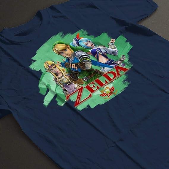 Cloud City 7 Legend of Zelda Hyrule Warrior Mens T-Shirt ...
