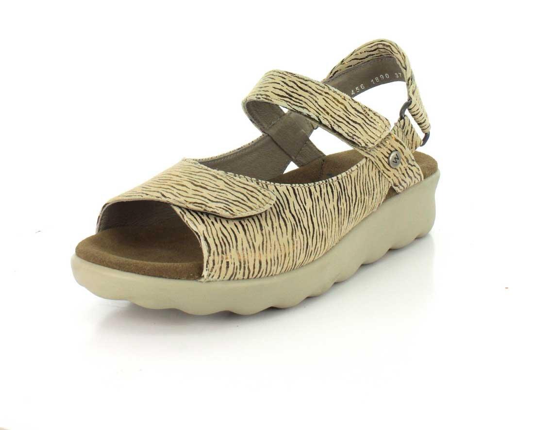 Wolky Comfort Sandals 01890 Pichu B01LZ8QMNU 40 M EU Beige