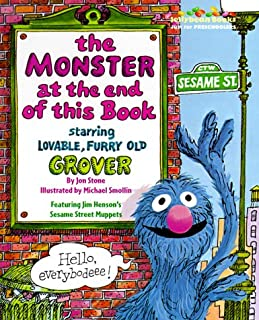 Book Cover: The Monster at the End of This Book