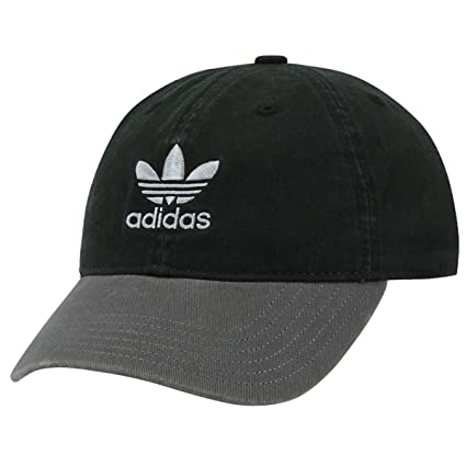 f3370c155ff Buy adidas Men s Originals Relaxed Strap Back Cap