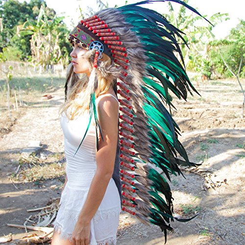 Novum (Halloween Indian Headdress)