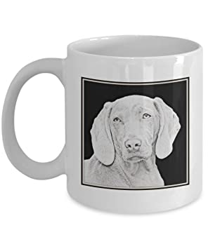 WEIMARANER GIFT MUG IDEAL PRESENT FOR WEIMARANER  DOG LOVERS