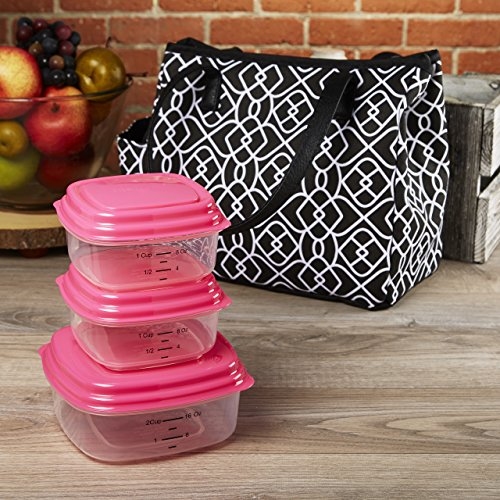 Fit Fresh Insulated Portion Containers product image