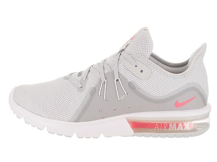cheap for discount 2d2a9 46966 Nike Wmns Air Max Sequent 3, Scarpe Running Donna  Nike  Amazon.it  Scarpe  e borse