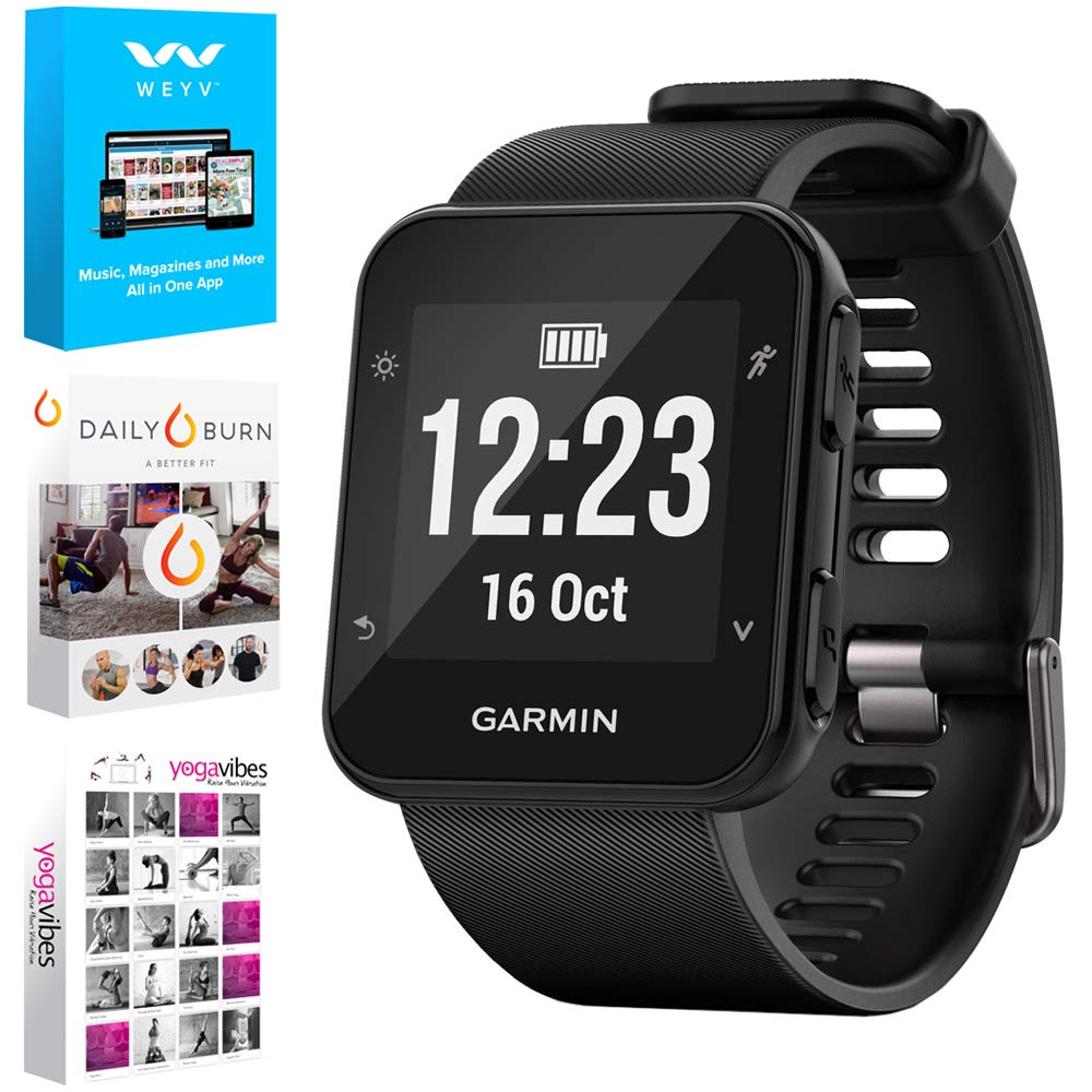 Garmin Forerunner 35 GPS Running Watch & Activity Tracker ...