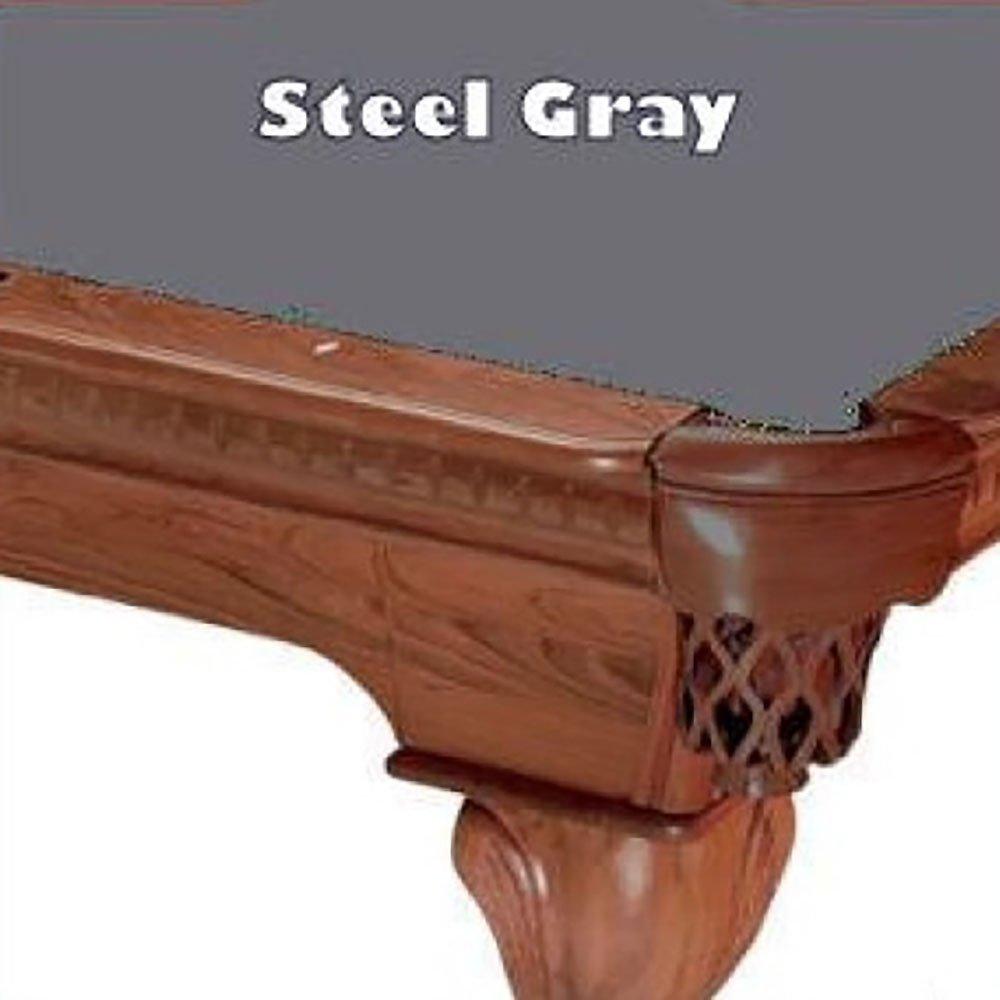 Prolineクラシック303ビリヤードPool Table Clothフェルト ft. B00D37NOYG 8 ft.|スチールグレー Clothフェルト スチールグレー 8 スチールグレー ft., 【予約中!】:f928f50b --- m2cweb.com
