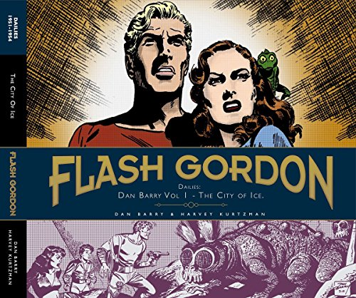 Flash Gordon: Dan Barry Volume 1 - The City of Ice ()