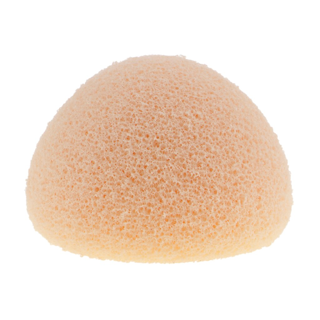 Fityle Konjac Sponge Set - Facial Sponges for Face Exfoliating and Deep Pore Cleansing