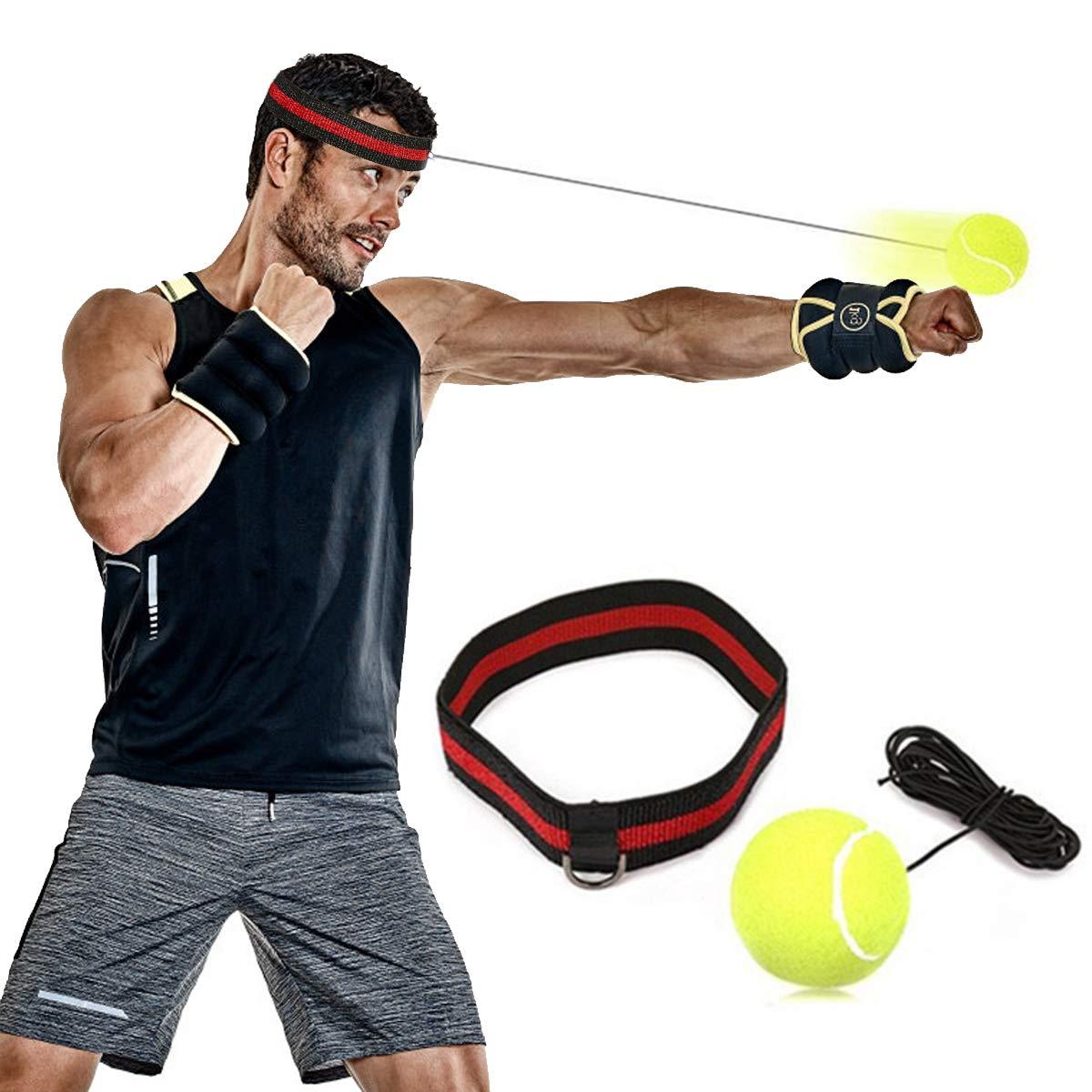 SGODDE Reflex Fightball bei amazon kaufen