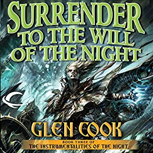 Surrender to the Will of the Night Hörbuch