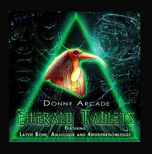 Price comparison product image Emerald Tablets (feat. Layzie Bone,  Anjolique & 4biddenknowledge)