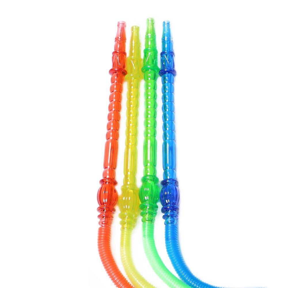 Disposable Hookah shisha Hose Elastic Long Handle washiable hookah Hose 70 inch long (4)
