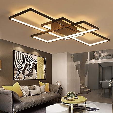 LED Living Room Dining Room Flush Mount Ceiling Light ...