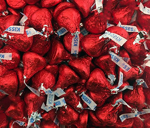hersheys-kisses-milk-chocolate-in-red-foil-pack-of-2-pound