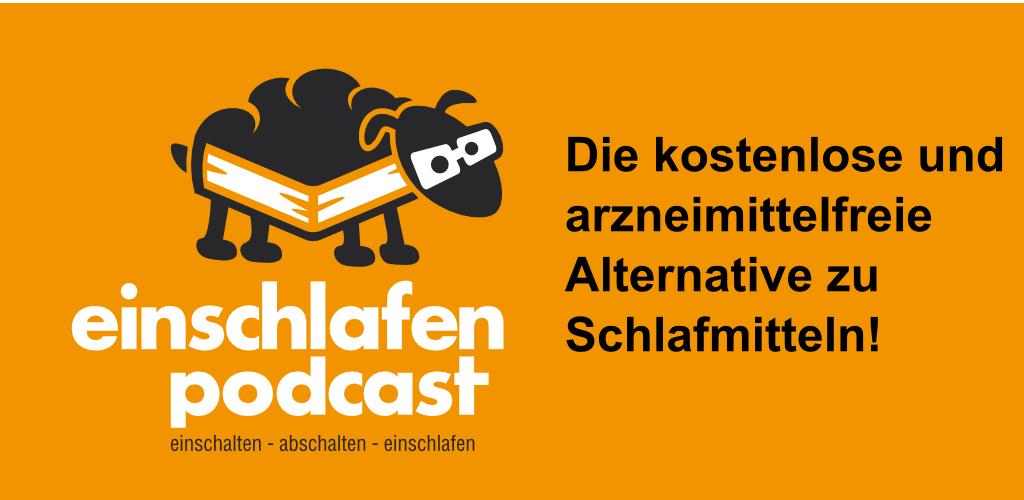 podcast zum einschlafen