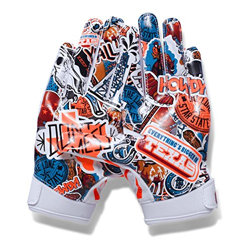 Under Armour Boys Youth F5   Limited Edition Football Gloves