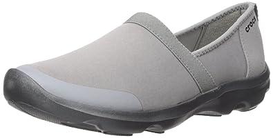 5fb1da2d15e83d Crocs Women s Duetbusyday 2.0 Satya A-line Fashion Sneaker  Amazon ...