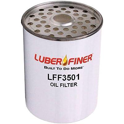 Luber-finer LFF3501 Heavy Duty Fuel Filter: Automotive [5Bkhe0105656]