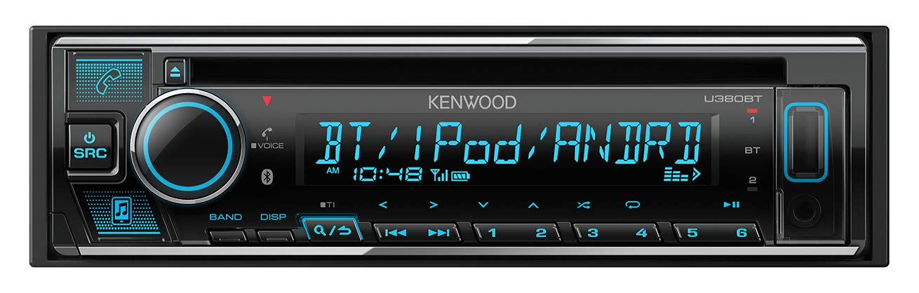 KENWOOD U380BT