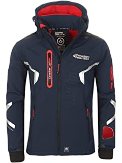 Canadian Peak Chaqueta Hombre Impermeable by Geographical Norway