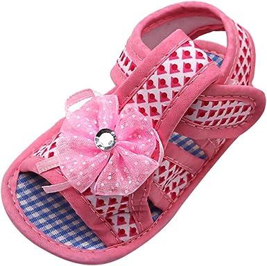 Amazon.com: Baby Girls Open-Toe Sandals