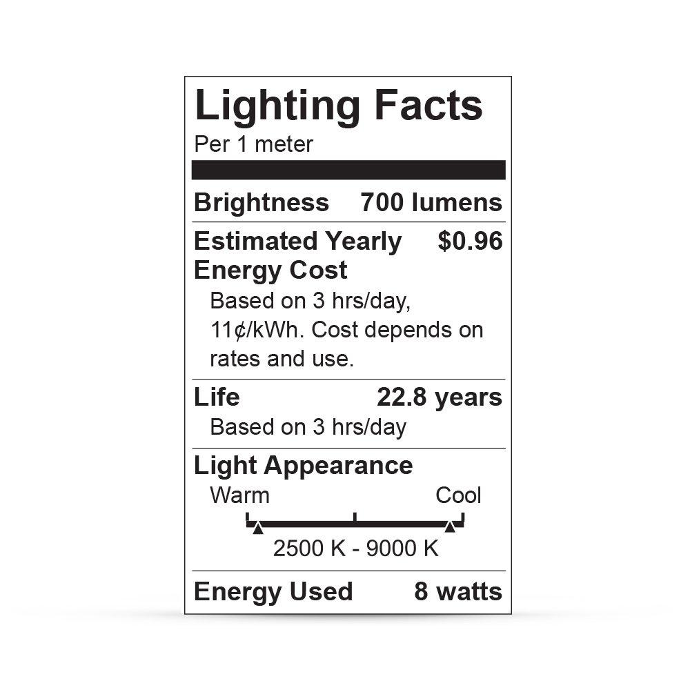Lifx Z Extension Wi Fi Smart Led Light Strip 1 Metre - Www