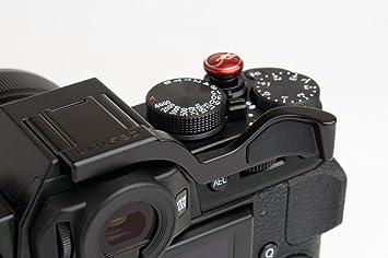 Black Lensmate Thumb Grip for Fujifilm X-T30 XT30