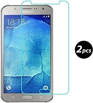 2 Pack] Galaxy J7 Neo/J7 Core Protector de Pantalla, Weideworld ...