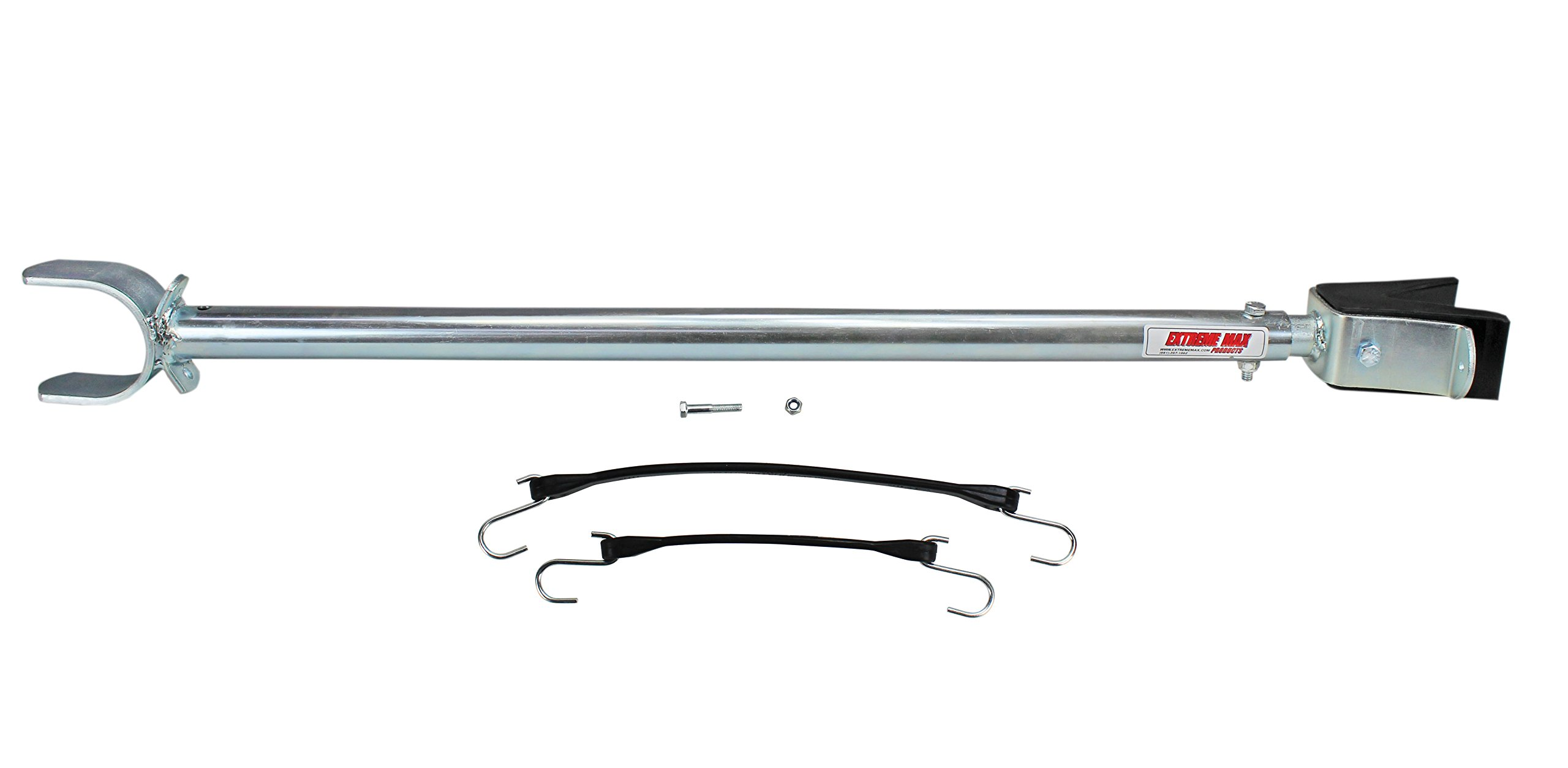 Extreme Max 3005.3855 Straight Transom Saver - 29'' to 53''
