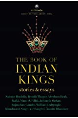 THE BOOK OF INDIAN KINGS (Aleph Olio): Stories and Essays Kindle Edition