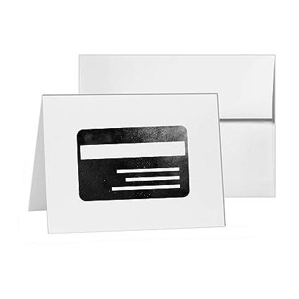 Pago Con Tarjeta de crédito noncash efectivo, tarjetas en blanco ...