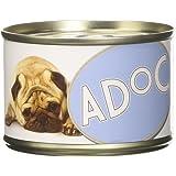 Adoc Naturale Filetti di Pollo per cani adulti, confezione da 24 pezzi