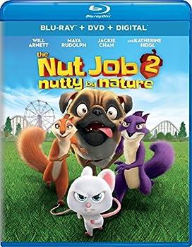 The Nut Job (2 Discs) (DVD + Blu-ray + Digital + Ultraviolet)