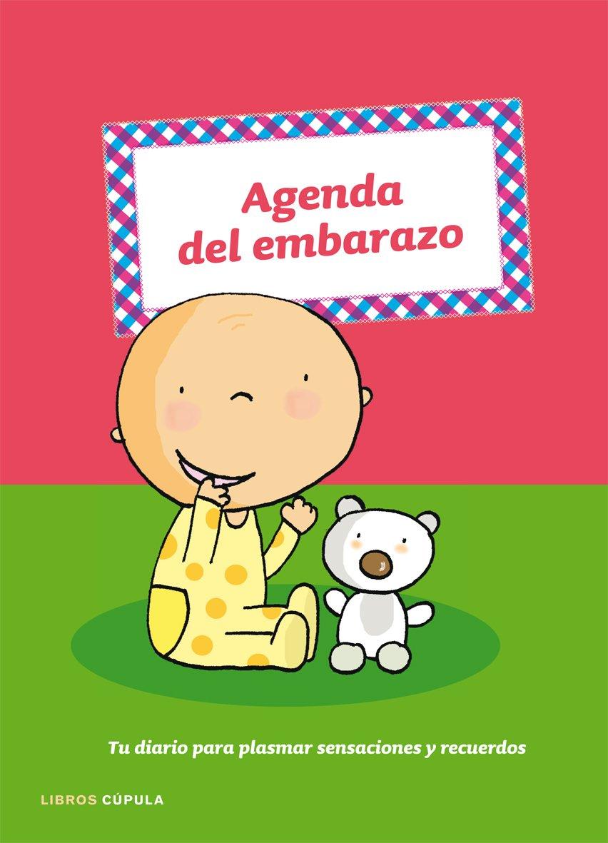 Agenda del embarazo : tu diario para plasmar sensaciones y ...