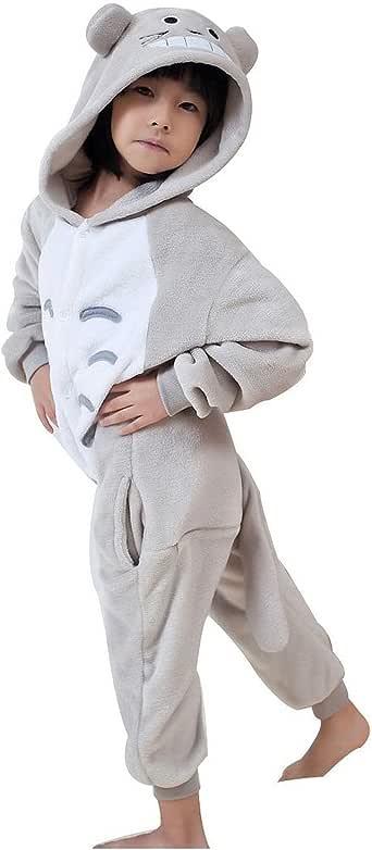 Hot Sale Children Unisex Chinchilla Pyjamas Kids Animal Pajamas Cosplay Anime Pijamas