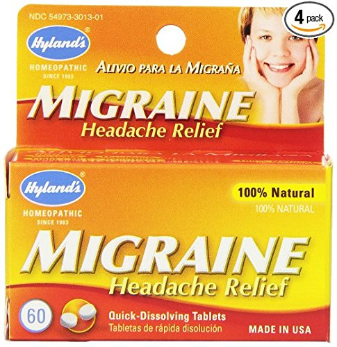 Migraine Relief 60 Tab - 3