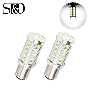 Bombillas LED S&D para luces de freno o intermitentes, ...