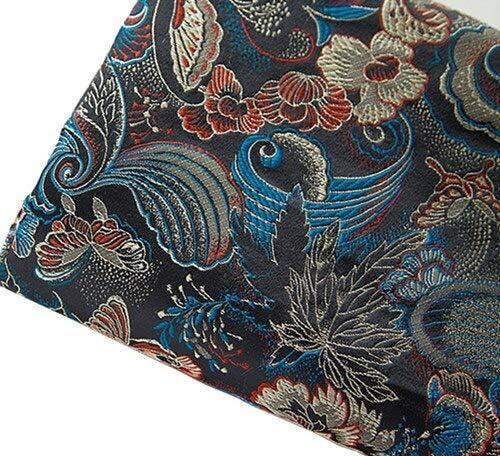 Tela africana|Brocado tela damasco Jacquard ropa disfraz tapicería ...