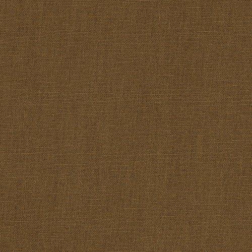 Earth Linen (Kaufman Essex Linen Blend Earth Fabric By The Yard)
