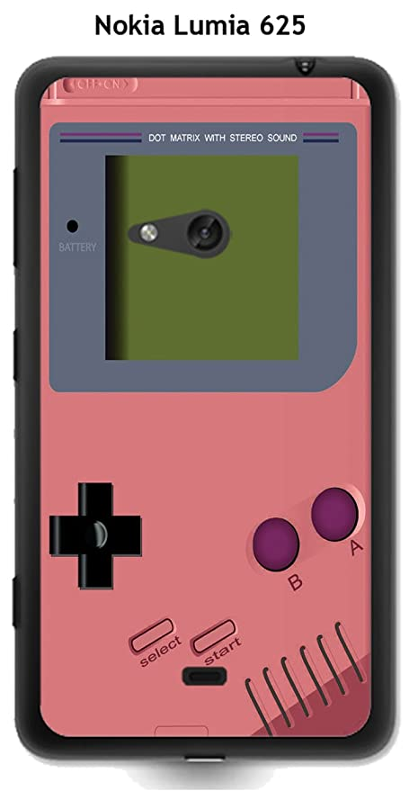 Carcasa Game Boy Strawberry Ice para NOKIA LUMIA 625: Amazon ...