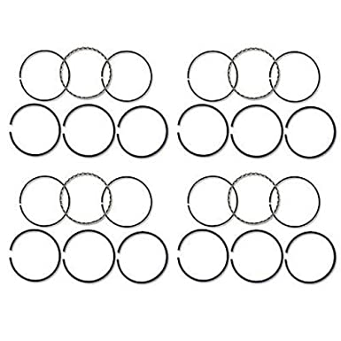 Amazon Com 357683r91 New Piston Ring Set Made For Case Ih Tractor