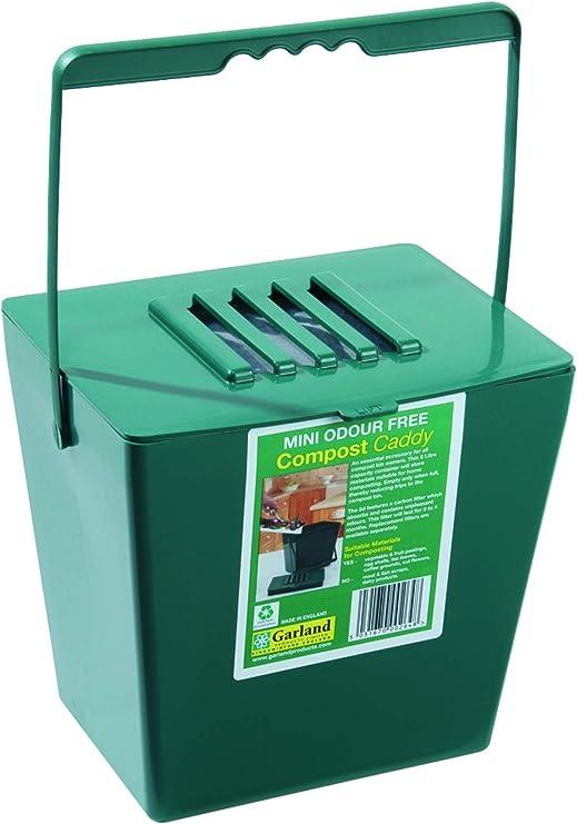 Tierra Garden GP118 olor libre para Compost: Amazon.es: Jardín