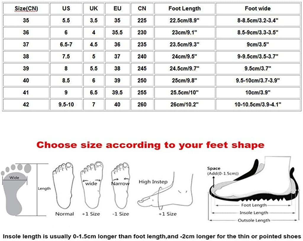 Driuankeji Womens Walking Flat Shoes Comfortable Slip on Pointed Toe Ballet Flats Ladies Casual Single Shoes