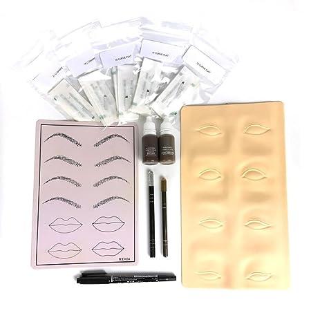 PFT Eyebrow Microblading Kit – For Permanent Makeup Eyebrow Tattoo Microblade